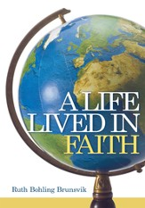 A Life Lived in Faith - eBook