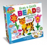 Heat and Stick Beads, Kitty's