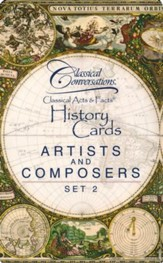Classical Acts & Facts: Artists and Composers Set 2