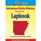 Arkansas State History Lapbook (Assembled)