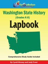 Washington State History Lapbook (Printed)