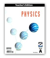 BJU Press Physics Grade 12 Teacher's  Edition with CD-ROM (3rd Edition)
