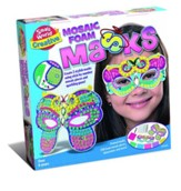 Mosaic Foam Masks Kit