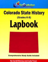 Colorado State History Lapbook (Printed)