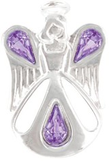 Angel of Friendship Pin