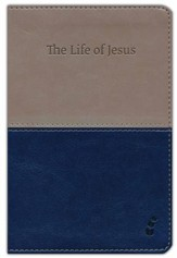Life of Jesus with Guide Easy to Read Version (ERV) (Duotone)