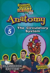 Standard Deviants School, Anatomy Program 5: The Circulatory System, DVD