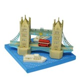Paper Nano Japanese Papercraft, Tower Bridge