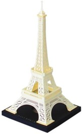 Paper Nano Japanese Papercraft, Eiffel Tower
