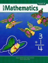 MCP Mathematics Level A Student Edition (2005 Edition)