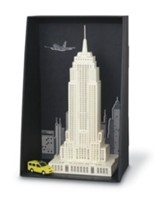 Paper Nano Japanese Papercraft, Empire State Building