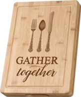 Gather Together Cutting Board