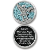 Police Angel Pocket Token