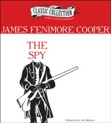The Spy Unabridged Audiobook on MP3-CD