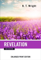 Revelation for Everyone - Enlarged Print Edition