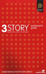 3Story Participant's Guide: Preparing for a Lifestyle of Evangelism - eBook