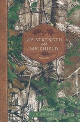 My Strength and My Shield Compact Journal