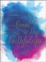 Great is Thy Faithfulness Journal