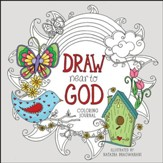 Draw Near to God Coloring Journal