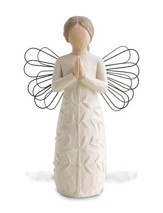 Willow Tree ® A Tree, A Prayer Angel Figurine