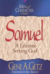 Samuel, Men Of Character Series