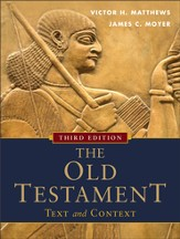 Old Testament: Text and Context, The - eBook