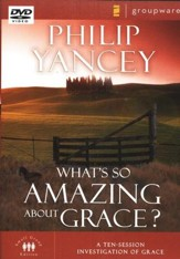 What's So Amazing About Grace DVD