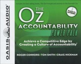 Oz Accountability Power Pack          - Audiobook on CD