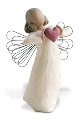 Willow Tree ® With Love Angel