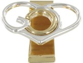 God's Heart Visor Clip
