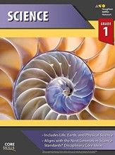 Steck-Vaughn Core Skills Science Workbook Grade 1