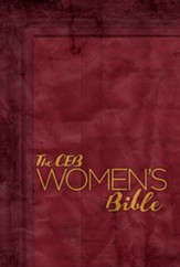 CEB Women's Bible - Hardcover - Slightly Imperfect