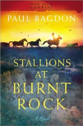 Stallions at Burnt Rock: A Novel - eBook