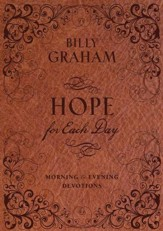 Hope for Each Day Morning and Evening Devotions - eBook