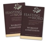 Feasting on the Word Worship Companion, Year C - Two-Volume Set: Liturgies for Year C