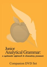 Junior Analytical Grammar Companion DVD