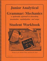 Extra Junior Analytical Grammar: Mechanics Student Workbook