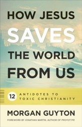 How Jesus Saves the World from Us: 12 Antidotes to Toxic Christianity