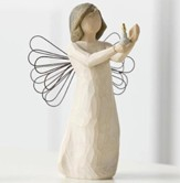 Willow Tree ® Angel of Hope