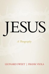 Jesus: A Theography - eBook