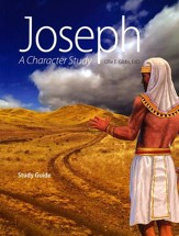 Joseph: A Character Study Student Edition (Grades 6- 8)