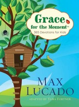 Grace for the Moment Devotional for Kids - eBook
