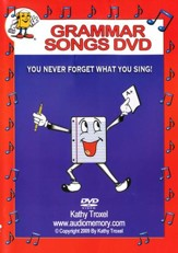 Audio Memory Grammar Songs DVD
