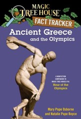 Magic Tree House Fact Tracker #10: Ancient Greece and the Olympics: A Nonfiction Companion to Magic Tree House #16: Hour of the Olympics - eBook