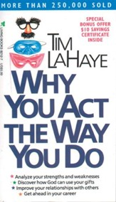 Why You Act the Way You Do - eBook