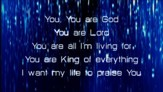 You You Are God - Lyric Video SD [Music Download]