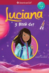 Girl of the Year 2018 3-Book Box Set Luciana Vega