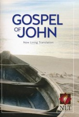 NLT Gospel of John - Paperback - Pocket Size