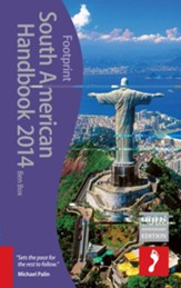 South American Handbook, 90th Edition - Slightly Imperfect