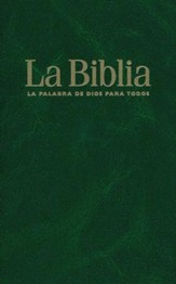 La Biblia PDT Version - Flexcover Green (QTY 4)